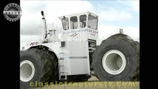 "How'd They Haul The ""World's Largest"" Tractor?  - Big Bud 747 Hauled From Montana to Illinois"