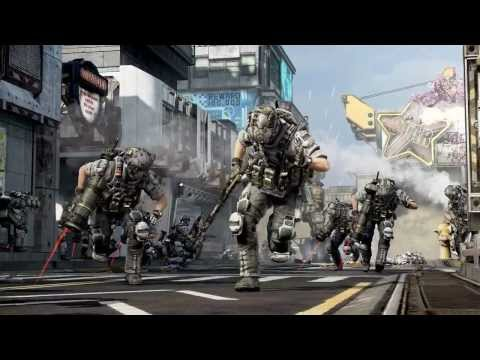 Titanfall Gameplay Launch Trailer - Xbox One