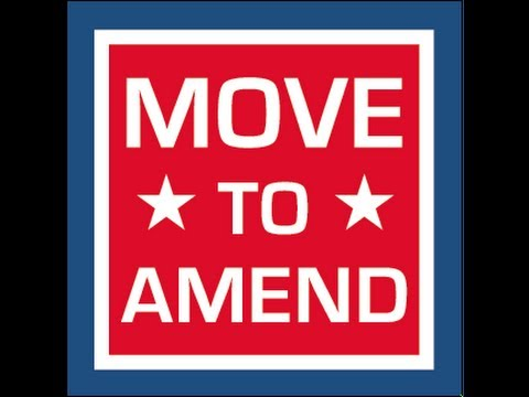 Take Action Webinar: Move to Amend Introductory Webinar (April 2014)