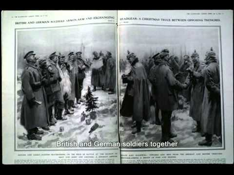 John McCutcheon - Christmas In The Trenches - YouTube