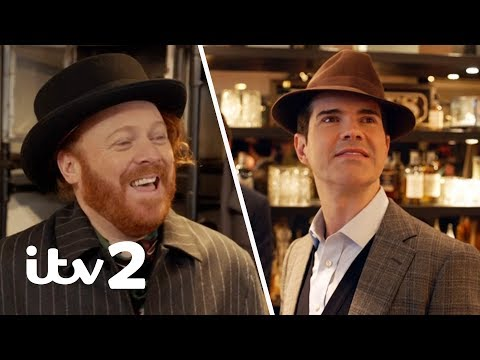 Jimmy Carr and Keith Lemon Get Suited and Booted! | Shopping with Keith Lemon