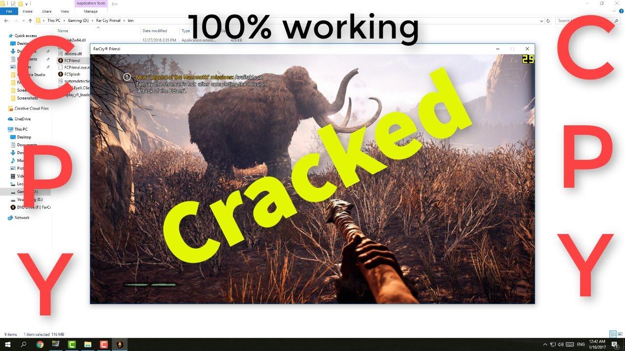 Far Cry Primal crack Game