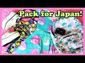 How to Pack CUTE for JAPAN!!!