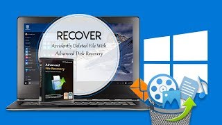 Recover Deleted Files on Windows 10,8,7 Using Advanced Disk Recovery | Systweak