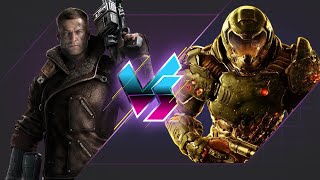 Doom Vs. Wolfenstein - Which Is Better? | Versus