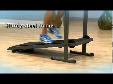 Stamina InMotion T900 Manual Treadmill (45-0900) - Fitness Direct