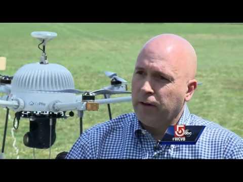 Cutting Edge: Marathon drone security