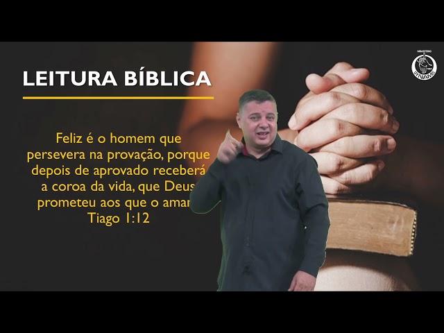 Culto em Libras #A vida cristã deve ser consciente e responsável