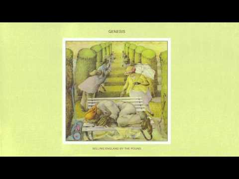 Genesis isolated vocals and guitar: Dancing With The Moonlit Knight