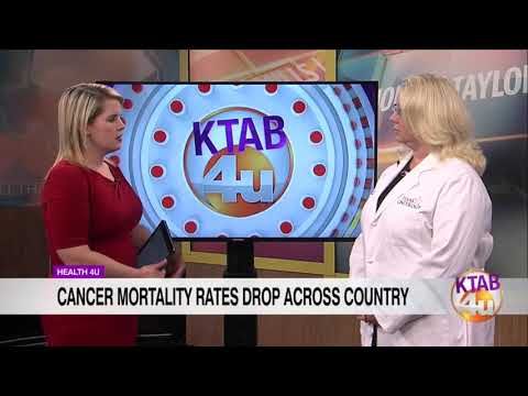 Cancer Mortality Rates Reach Record Low