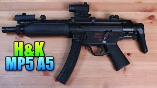 airsoft umarex h mp5 a5 airsoft gun review gameplay sc village viper gameplay commentary