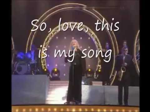 This is my Song by Petula Cark...with lyrics