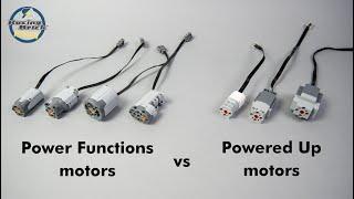 Lego 9V Technik Technic Grauer Motor 4x4 POWER STARK ENGINE