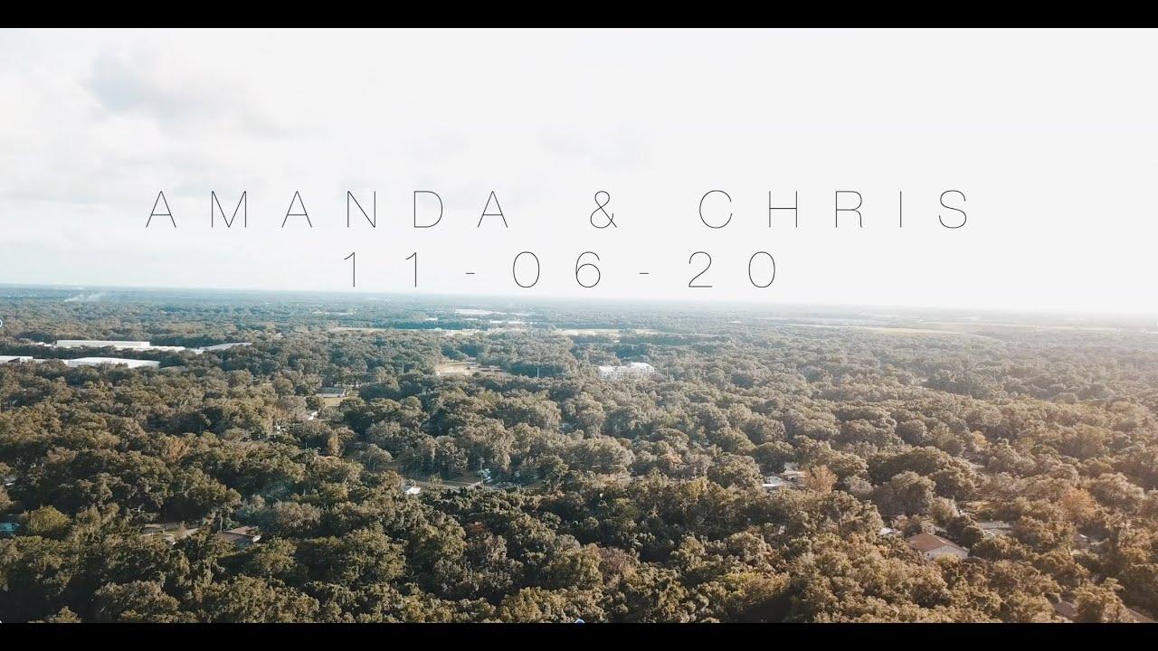 Amanda & Chris 11-06-2020