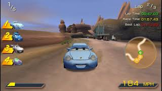 Cars PSP - Requested Challenge…