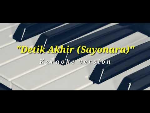 Detik Akhir (Sayonara) - Lagu Perpisahan Sekolah