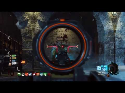 Call of duty black ops 3 der easter egg ENCORE!! avec alien_shot kingshank