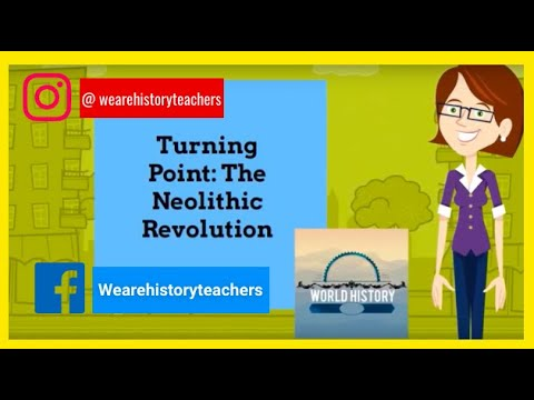 Chapter 1.2Turning Point:The Neolithic Revolution