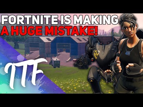 I'm Scared For Fortnite's Future... (Fortnite Battle Royale)
