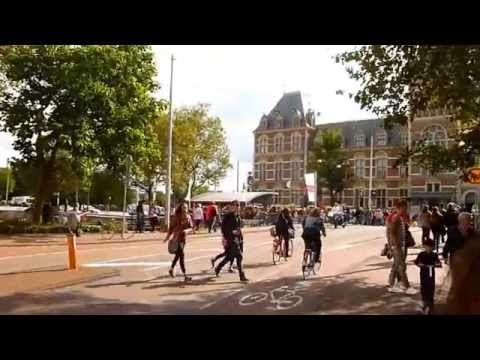 Amsterdam - Walking Around