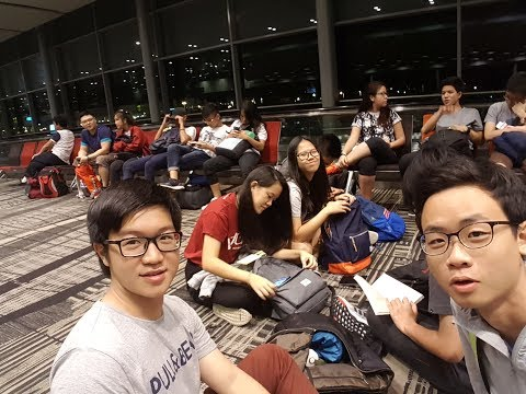 [TRAVEL LOG] China Studies Beijing/Xian Trip 2017