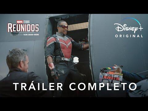 REUNIDOS: Así se hizo Falcon y el Soldado de Invierno   Disney+