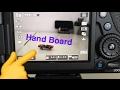Lego Hand skate Board