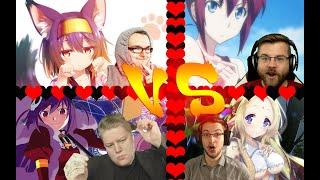 Kampf der Möpse 🎮 Anime Top Trumps Tabletop Simulator