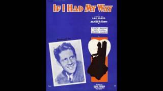 If I Had My Way (1913)