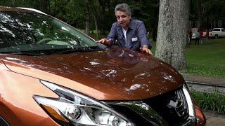 Nissan Murano 2015 - Seguimos sin hacer pruebas