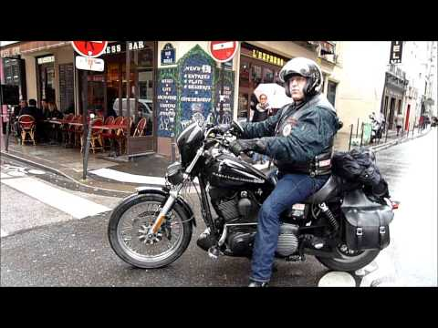 HARLEY DAVIDSON RUE SAINT HONORÉ RUE DU ROULE PARIS 1er 75001