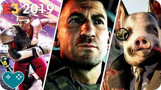 UBISOFT E3 2019: All Trailers from Ubisoft E3 Show | E3 2019 Recap