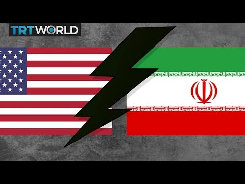 US - Iran Relations: Decades of tension between the two countries