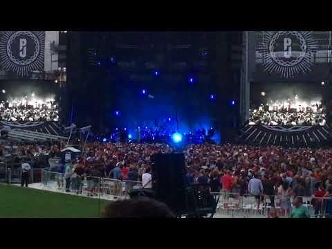 Pearl Jam - Wash - 8/18/2018 - Wrigley Field - Chicago, IL