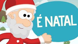 É natal - Músicas e Canções para Crianças - Toobys