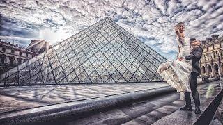 5 sposobów na Super romantyczne zdjęcia ślubne. Super zdjęcia w Paryżu.