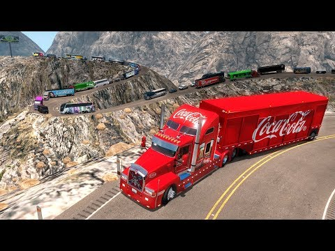 kenworth-t600-tunning-ruta-extrema-mÉxico-accidente-en-carretera-trailer-reworked-fixed-mods-1.35