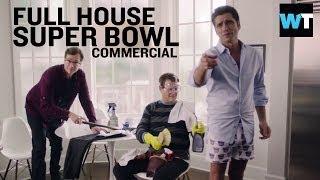 Full House Super Bowl Commercial for Dannon | What's Trending Now