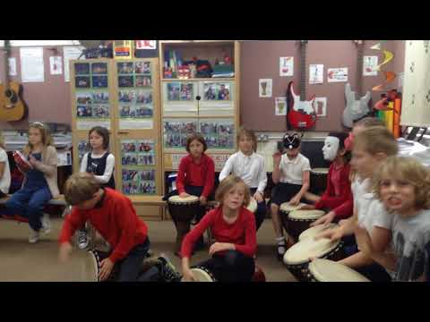 Ancient Egyptian Music - 4PY Class Ensemble