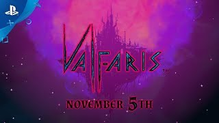 Valfaris - Release Date Trailer | PS4