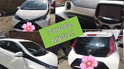CAR TOUR!! TOYOTA AYGO! | Katy Rebecca