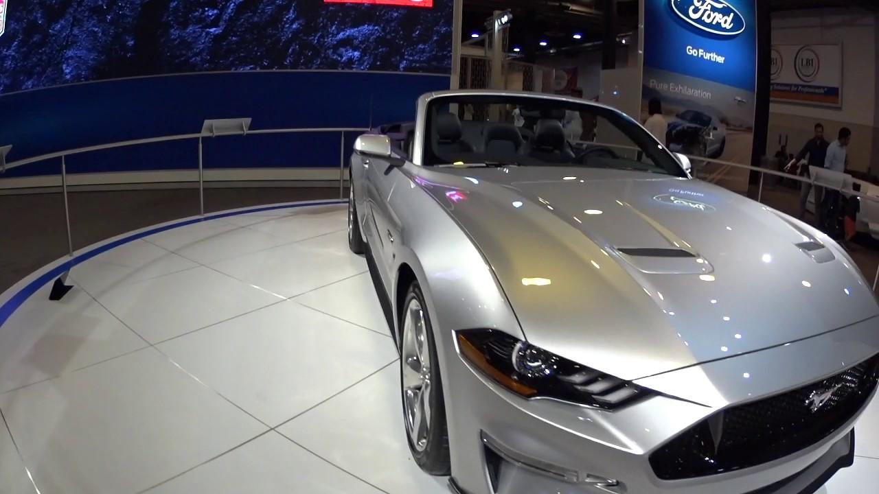 Houston Autoshow Ford Mustang YouTube - Houston car show 2018