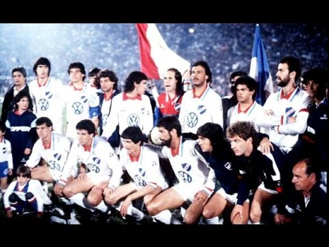 Club Nacional de Football Campeon de America 1988