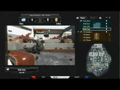 Call of Duty Championship Presented by Xbox Promo