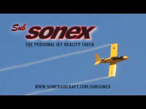 SubSonex Flying: Summer 2013