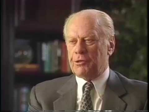 A Time to Heal: Gerald Ford's America