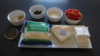 White Pizza Dip Recipe - Super Cheesy!