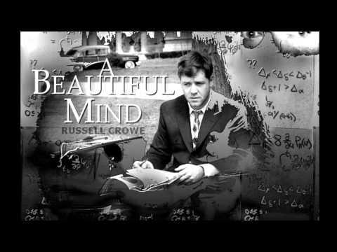 """""""A Beautiful Mind"""" Soundtrack : """"A Kaleidoscope of Mathematics""""."""