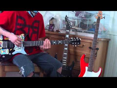 Ocean Floor - The Bunny The Bear - Guitar Cover