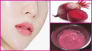 Whiten Your Skin Permanently With Beetroot | Get Milky Whiten Skin (100% Result)